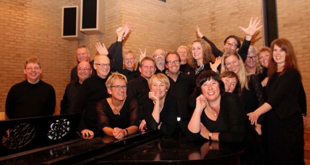 Haugesund Vokalensemble, 17.12.13. i Udland kirke