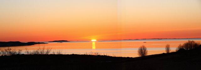 w scr sunset